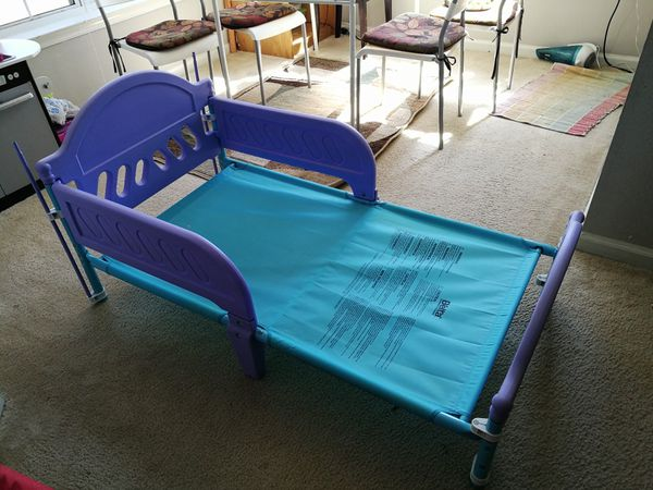 Toddler bed with Mattress for sale