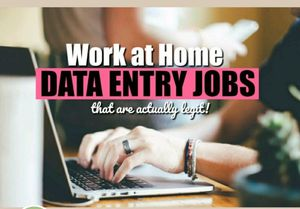 We are hiring for data entry jobs for Sale in Dallas, TX