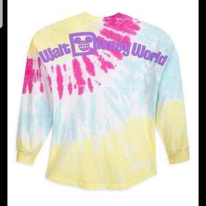 NWT Walt Disney World Logo Tie-Dye Spirit Jersey Adults XL for Sale in Baltimore, MD