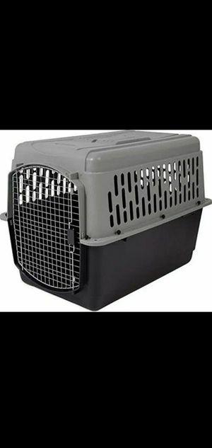 Aspen Pet Porter Heavy-Duty Pet Carrier,Dark Blue/Black for Sale in Vancouver, WA