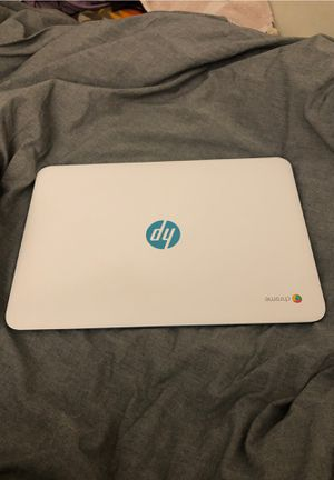 """Hp Chromebook 14""""- Turquoise for Sale in Phoenix, AZ"""