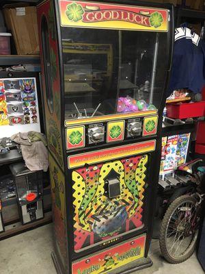 "Good luck leprechaun 2"" capsule vending arcade for Sale in Fresno, CA"