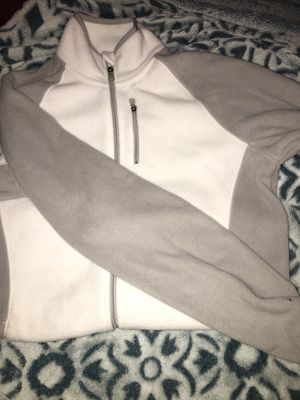 White & gray jacket for Sale in Benicia, CA