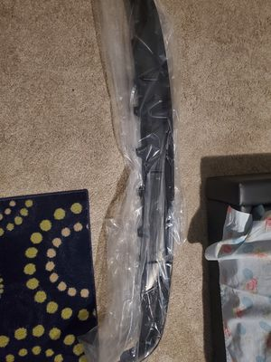 15-17 Toyota Camry rear bumper lower cover for Sale in Richardson, TX