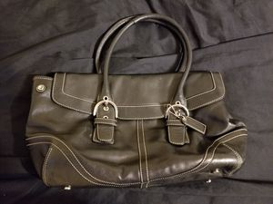 Coach leather purses for Sale in Washington, DC