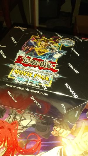 Yu-Gi-Oh movie pack secret edition sealed for Sale in City of Industry, CA