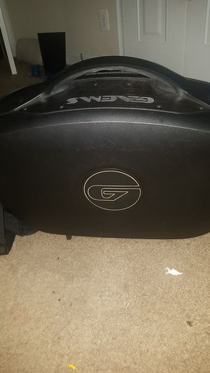 Gaming Suitcase for Sale in Baltimore, MD