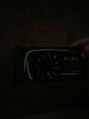 GeForce GTX 550 ti graphics card for Sale in Fresno, CA