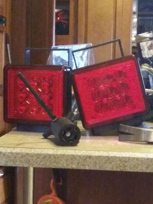 Wireless trailer lights for Sale in Corydon, KY