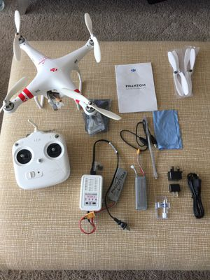 DJI Phantom Areal UAV Drone Quadcopter for GoPro for Sale in Washington, DC