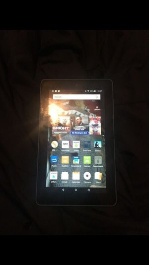 Amazon fire tablet for Sale in Overland, MO