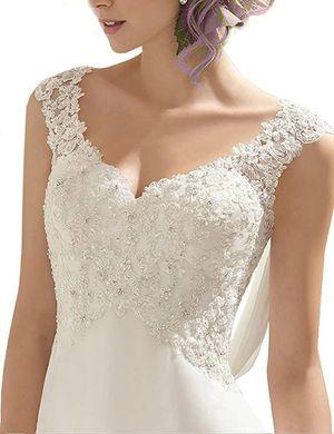 Wedding dress, size 2 for Sale in Philadelphia, PA