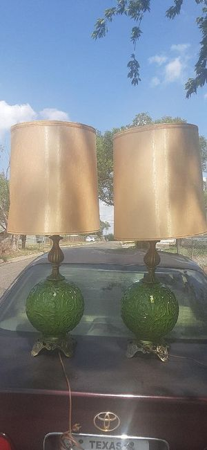 Antique Lamps for Sale in Amarillo, TX