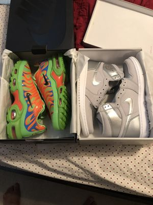Jordan 1 Tokyo and Nike Air Max Supreme combo size 9 for Sale in Carson, CA