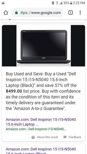 Dell Inspiron N5040 for Sale in Attleboro, MA