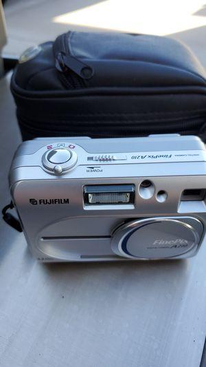 fujifilm camera. fine pix a210. 3.2mega pixels for Sale in CONCORD FARR, TN