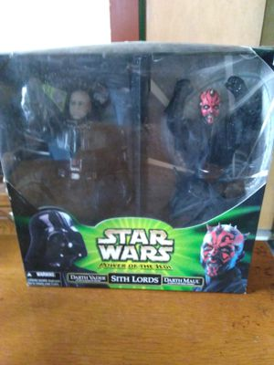 Star Wars Power of the Jedi Sith Lords Set for Sale in Raleigh, NC