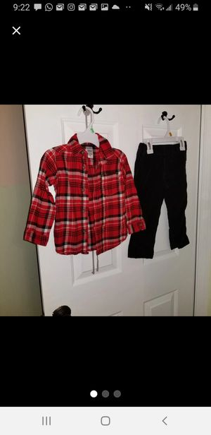 18 month, 24 month, 2t boy toddler winter warm outfit for Sale in Virginia Beach, VA