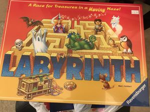 Labyrinth board game for Sale in Beaverton, OR