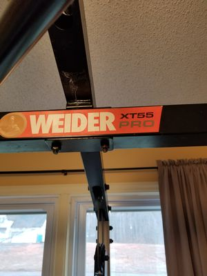 Weider XT55 Pro Smith Machine for Sale in Pilot Mountain, NC
