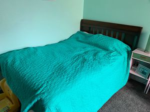 Full size mattresses and bed frame for Sale in Olympia, WA