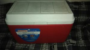 Coleman 54 Quart Cooler - Great Shape for Sale in Vancouver, WA