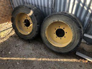 Skid steer tires for Sale in Rialto, CA