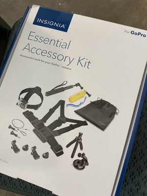 Go pro accessory kit for Sale in Houston, TX