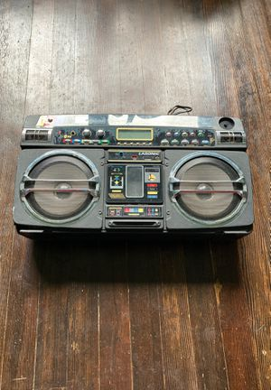 Lasonic boombox stereo usb iPod for Sale in San Diego, CA