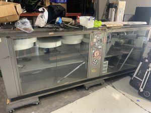 CUSTOM Steel and Glass DISPLAY Case Tattoo , bike , Music Shop L@@K for Sale in Tempe, AZ