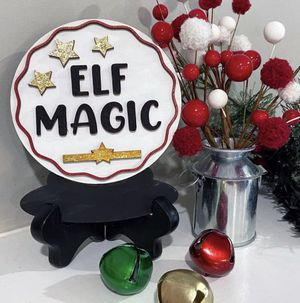 Elf on the shelf elf magic for Sale in Ontario, CA