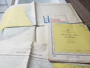 Navigable maps for Sale in Cocoa Beach, FL