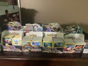 Large Pokemon collection 3000+ cards make offers for Sale in Killingly, CT