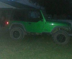 Jeep wrangler 2005 for Sale in Graham, TX