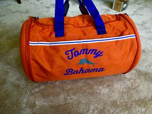 Tommy Bahama Collapsable Tumbler Duffle Bag NEVER USED MSRP $37 for Sale in Palm Harbor, FL