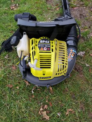 Roybi leaf blower for Sale in Woodstown, NJ