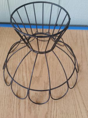 Wire lamp shade for Sale in Vancouver, WA