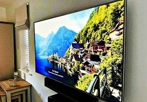 LG 60UF770V Smart TV for Sale in Cambria, WI