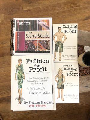 Fashion for Profit Business Books Set for Sale in Las Vegas, NV