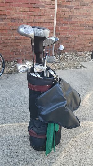 Golf set for Sale in Irving, TX