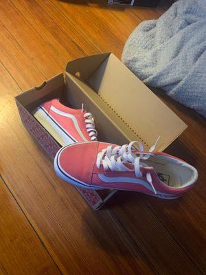 Pink Vans for Sale in Chelsea, MA