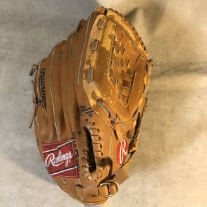 Rawlings RBG72 12 inch Bernie Williams Baseball Glove for Sale in Seattle, WA