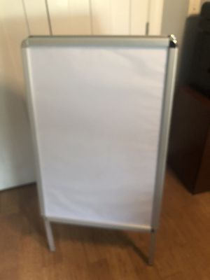 Collapsible A-frame Sign for Sale in Charlotte, NC