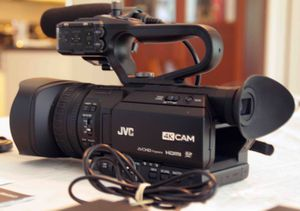 JVC Pro Camcorder and Accessories for Sale in Hollywood, FL