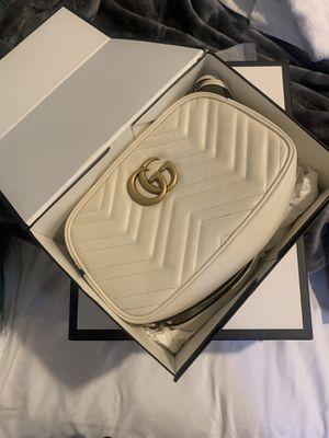 Gucci Double GG Marmont Small Shoulder Bag for Sale in North Miami, FL