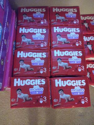 Huggies for Sale in DeSoto, TX
