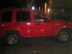 2004 jeep libery for Sale in Chowchilla, CA