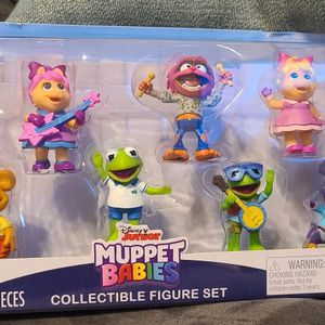 Disney Junior, Muppet Babies, 8 Piece Set. New! for Sale in New Brunswick, NJ