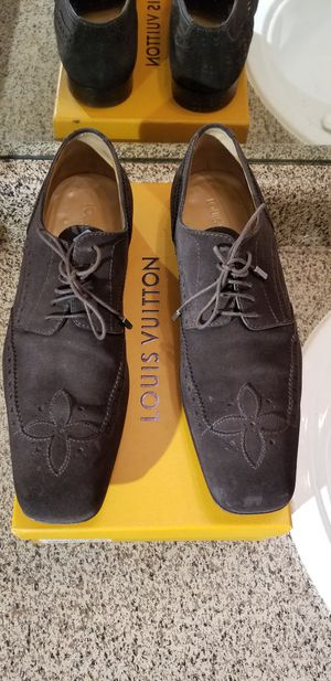 Louis Vuitton dress shoes Size 10.5 for Sale in Fort Worth, TX