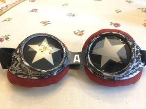 Captain America Goggles for Sale in Woodinville, WA